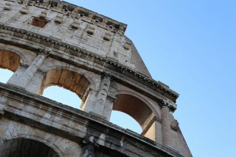 Rome to Paris tour