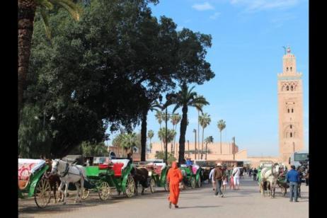 Moorish Spain to Marrakech tour