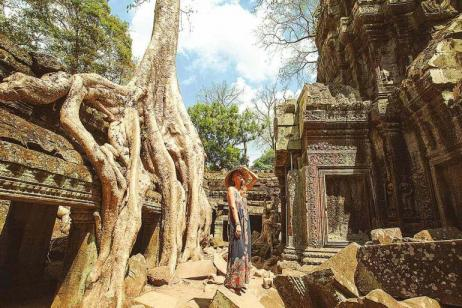 Cambodia and Laos Uncovered(Twin Room,Start Luang Prabang, End Siem Reap) tour