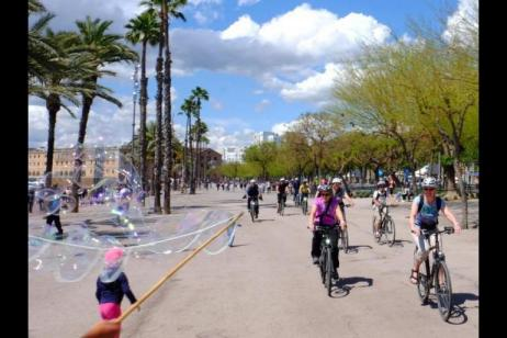 Cycle Marseille to Barcelona tour