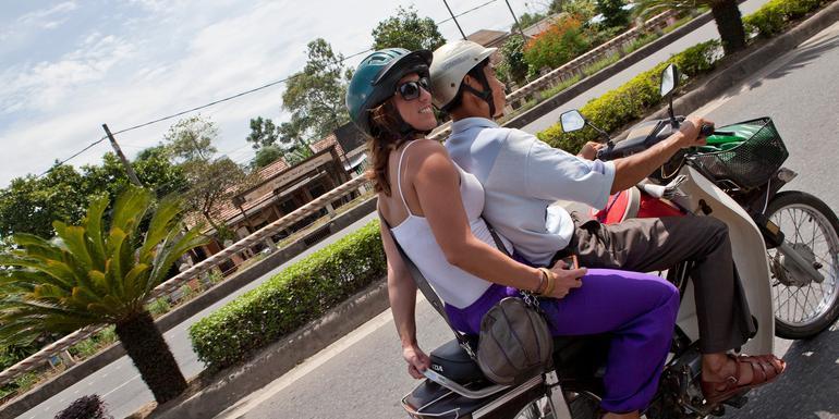 Vietnam on a Shoestring tour