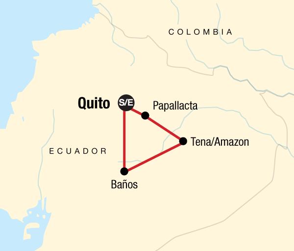 Otavalo Quito Ecuador Quest Trip