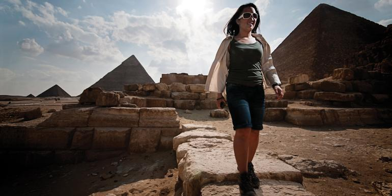 Egypt on a Shoestring tour