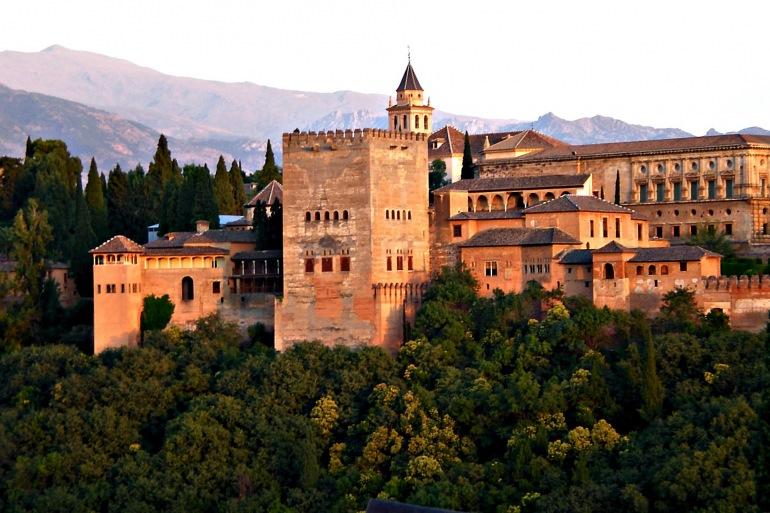 Architecture alhambra-Spain-2044399_P