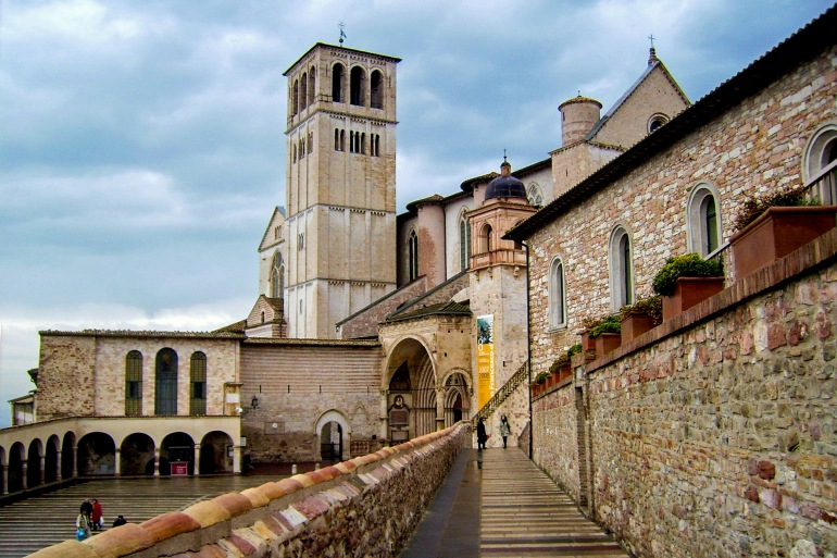 Medieval Umbria: Walking From Assisi To Spoleto tour
