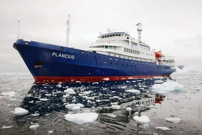 Antarctica & Islands tour