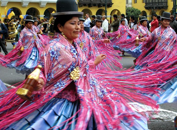 Cuenca Lima Lima to Quito Trip