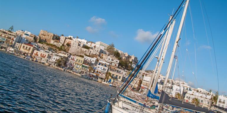 Sailing Greece - Athens to Santorini tour