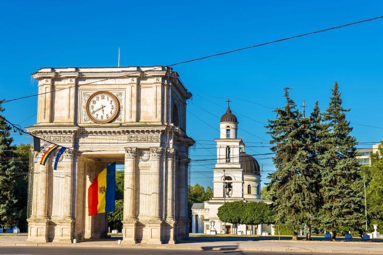 Chisinau Moldova Europe's Frontier: Moldova & Ukraine Trip