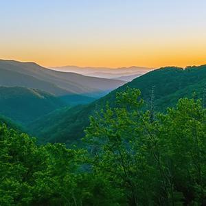 Historic Trails & Blue Ridge Mountains tour
