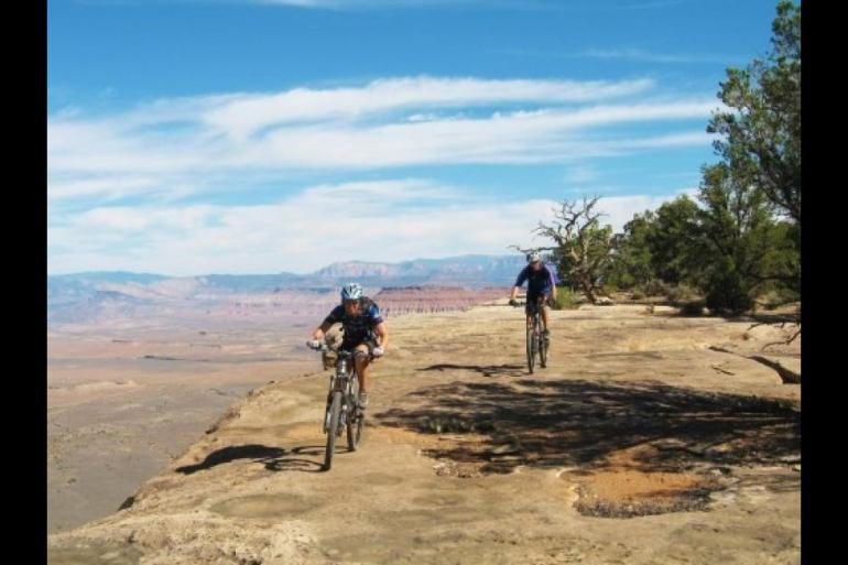 Adventure Adventure & Adrenaline Gooseberry Mesa 4 Day Mountain Bike Trip package