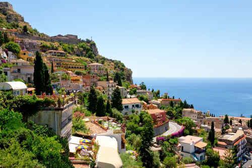 Sicilian Sun tour