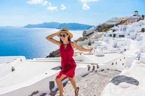 Marvels of Ancient Greece with Santorini tour