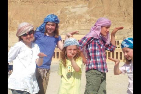 Family Egyptian Adventure tour