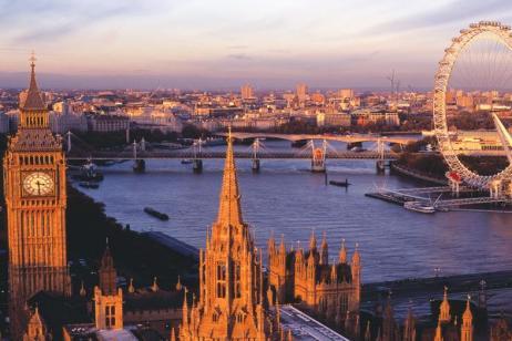 London Week (Winter 2017-18) tour