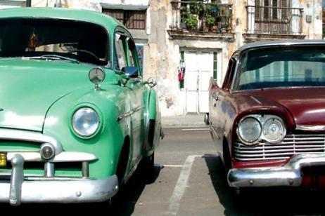 Cycling Cuba tour