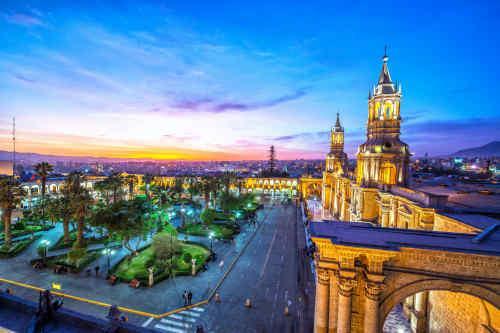 Peru's Sacred Cities tour