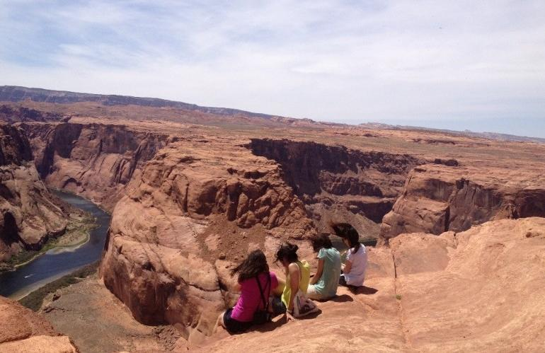 Cultural Volunteering & Community Service 2 Day Private Tour Antelope Canyon, Horseshoe Bend package