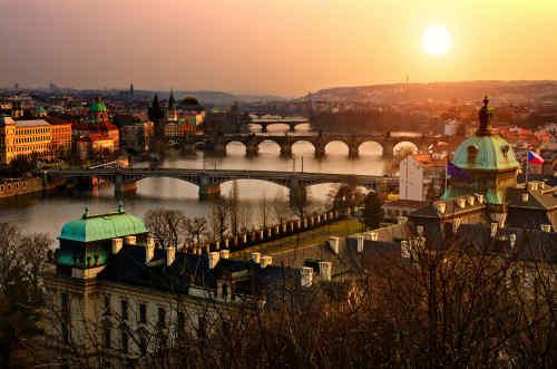 Central Europe Vacation tour
