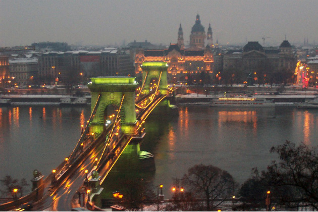 Christmastime on the Danube – Cruise Only Westbound tour