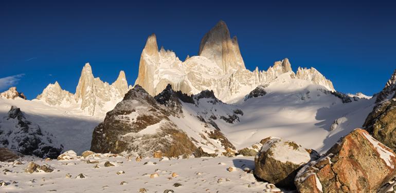Ushuaia to Santiago tour