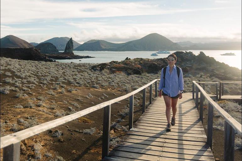 Cotopaxi Darwin Ultimate Galapagos: Central Islands (Daphne) Trip