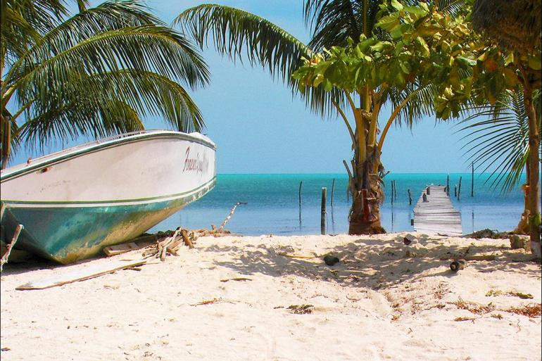 Caribbean Caye Caulker Land of Belize Trip