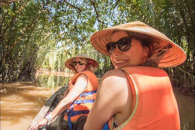 Hanoi Ho Chi Minh Vietnam Express Southbound Trip
