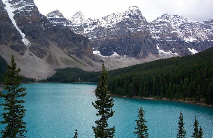 Montana and Alberta, Canada tour