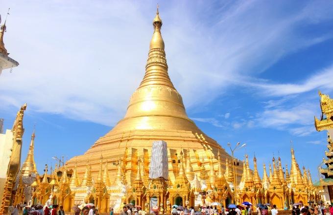 Myanmar Adventure tour