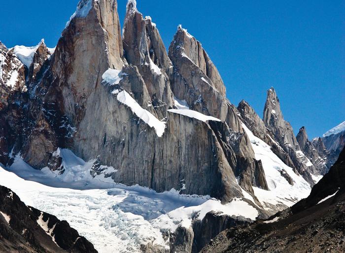 Bariloche El Calafate Ushuaia to Santiago Trip