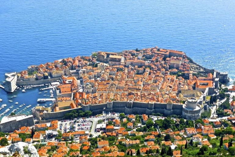 Dubrovnik town-Croatia-708197-P