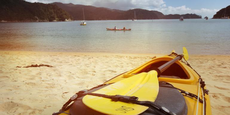 New Zealand – South Island Multisport tour