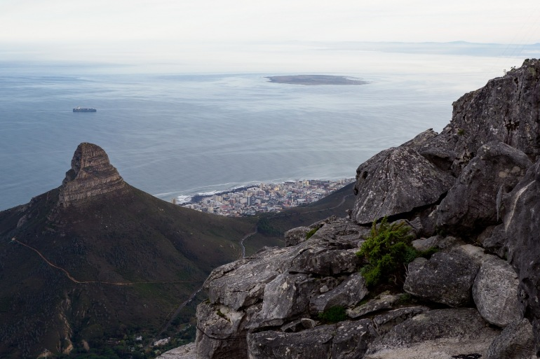 Mountain like Lion's Head-Robben Island-Cape town-3387680-P