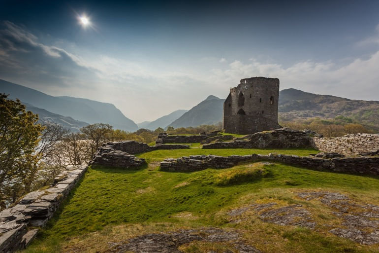 Nature of Snowdonia, Europe_P