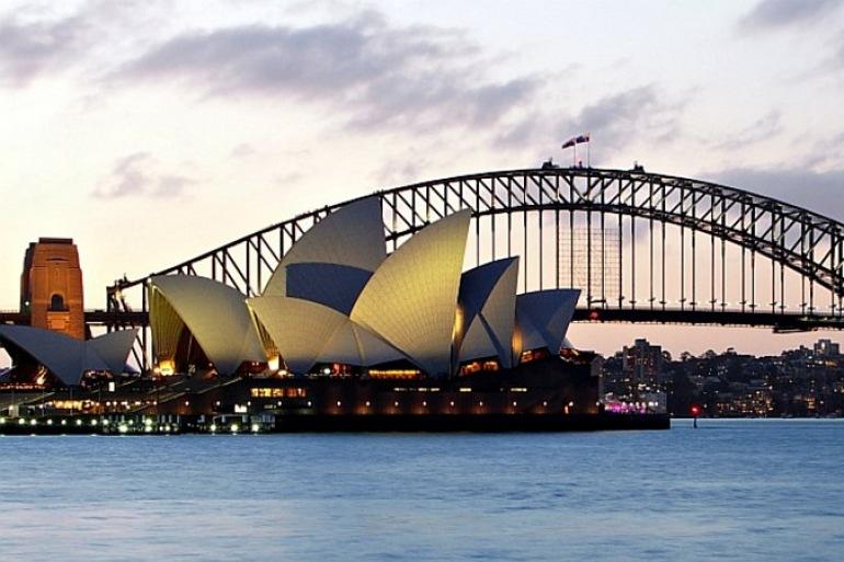 Sydney Harbour-Australia-p