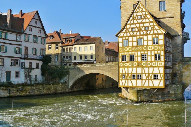 Town hall near the bridge_Bamberg-646305-P