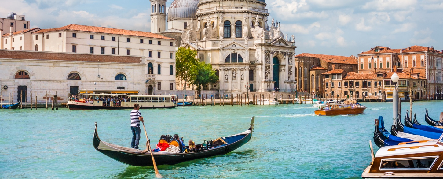 Private Guided Tours Gondola Ride Italy