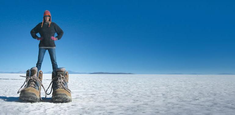Bolivian Salt Flats tour