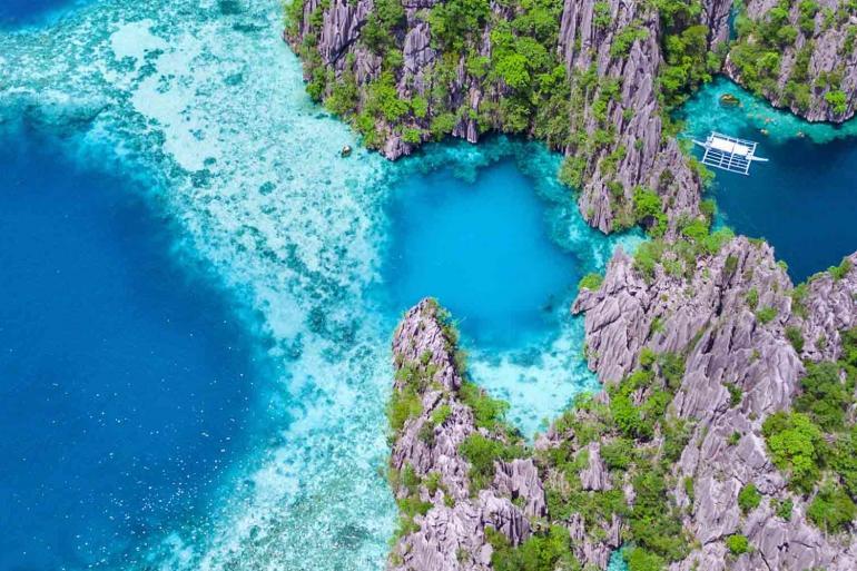 Philippines Palawan Island Getaway tour