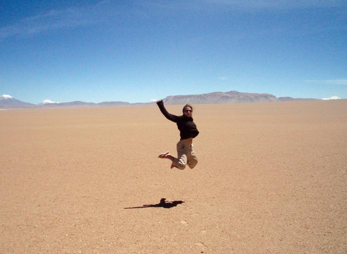 Atacama Desert Córdoba Santiago to La Paz Trip