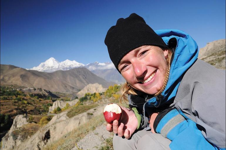 Himalayas Kathmandu Annapurna Circuit Trek Trip
