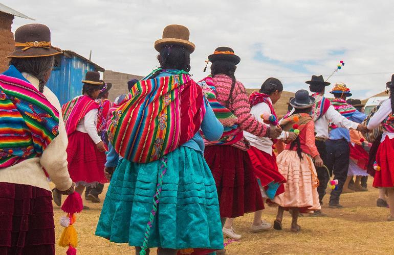 Peru Encompassed tour