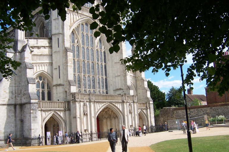 Amazing Winchester Cathedral - London-643298-P