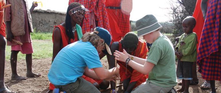 Nairobi Rift Valley Kenya Family Safari Trip
