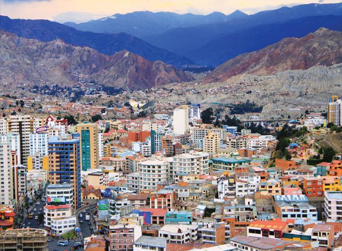 La Paz Uyuni Bolivian Salt Flats Trip