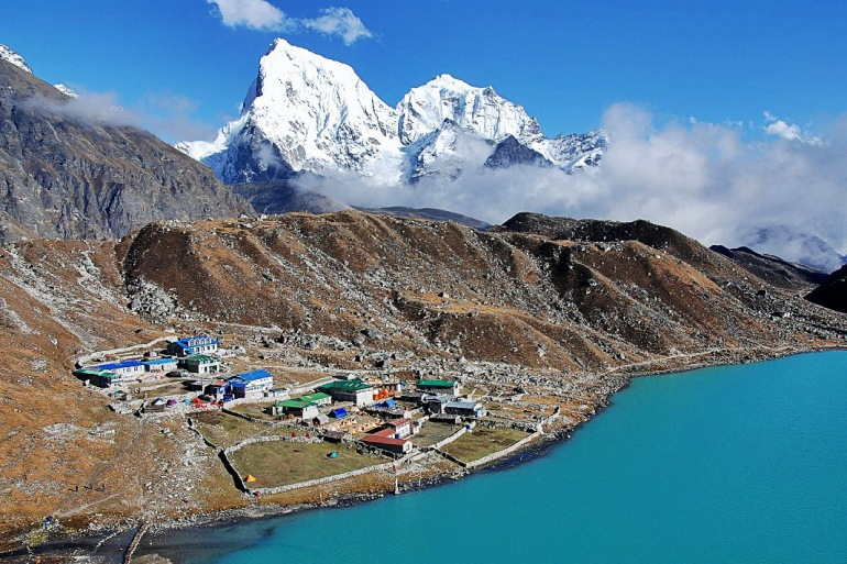 Everest Base Camp Gokyo Chola Pass Trekking tour