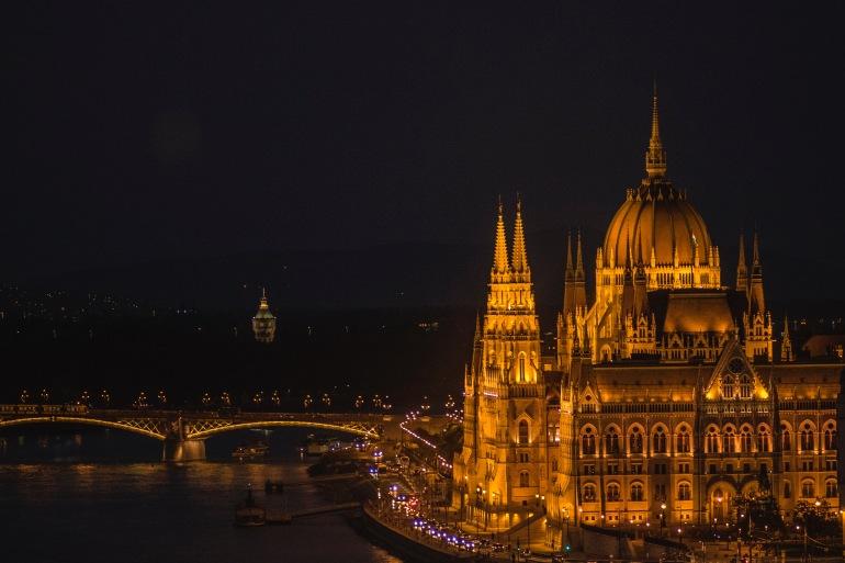 Stunning Danube, Hungary