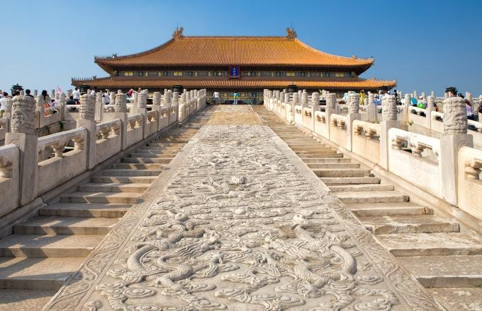 Family China & the Yangtze tour