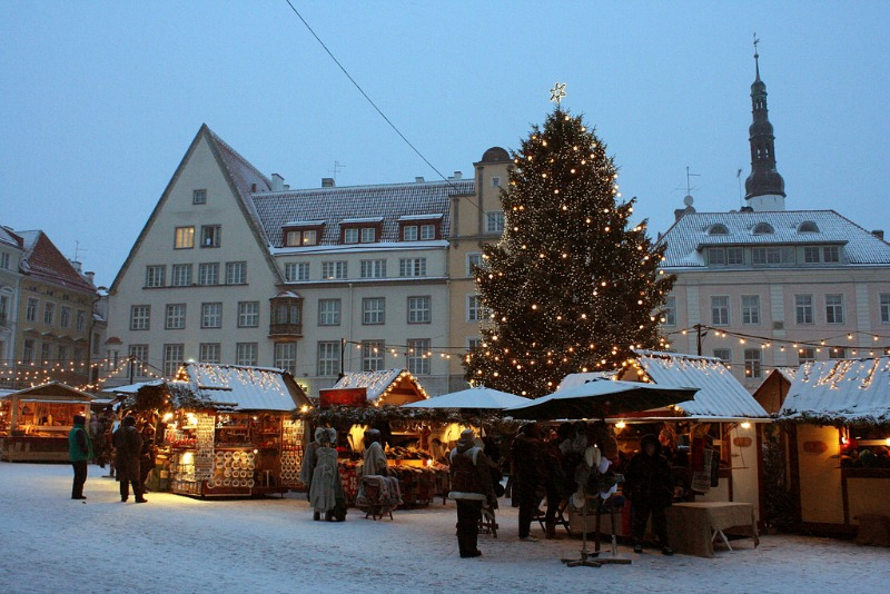 Estonia Christmas